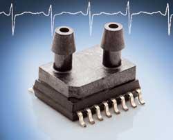 Sensore di pressione differenziale bidirezionale 125 Pa - SM9333