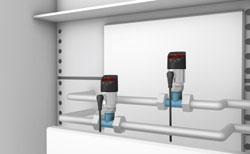 Sensori robusti per realizzare semplici automazioni di processo