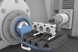 Encoder magnetico con interfaccia Drive-Cliq di Balluff