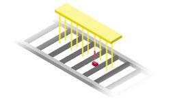 Riconoscimento affidabile di oggetti anche in caso di stabilimenti illuminati a LED